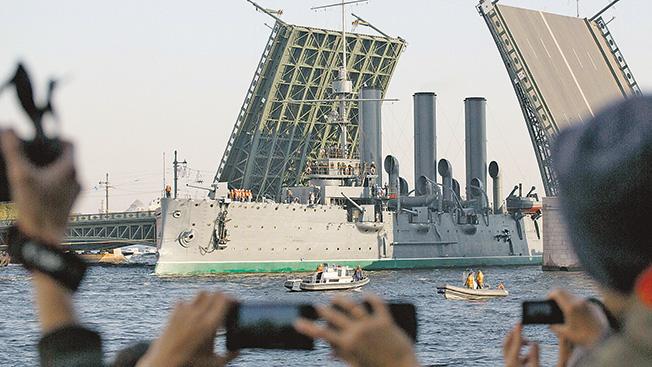 Корабль номер 1: как живет легендарная «Аврора»