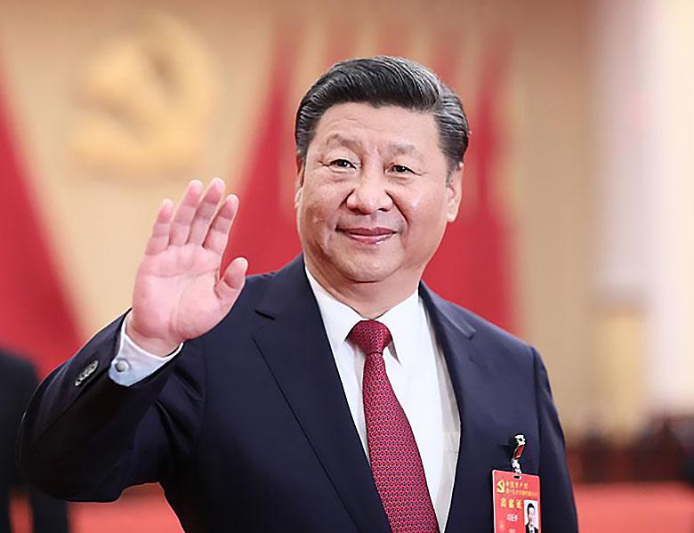 Лидер Китая Си Цзиньпин.