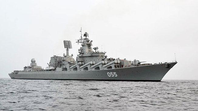 «Маршал Устинов»: чем опасен врагам крейсер Северного флота