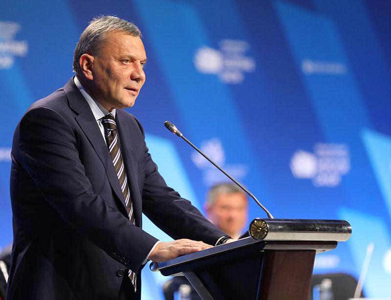 Вице-премьер Юрий Борисов.