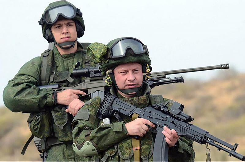 Боевая экипировка «Ратник».