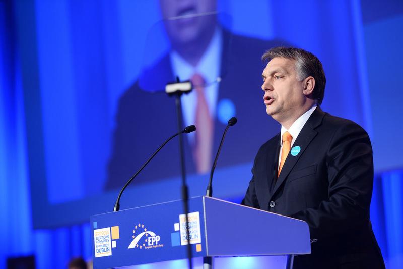 Премьер-министр Венгрии Виктор Орбан за сохранение традиционных ценностей.