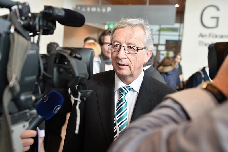 Глава Еврокомиссии Жан-Клод Юнкер - самый либеральный либерал.