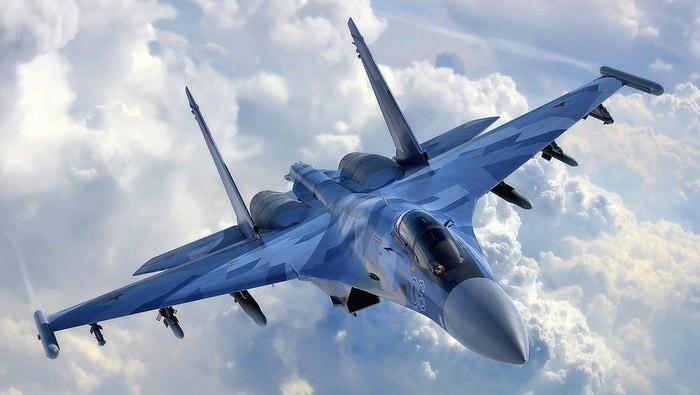 Су-35С.