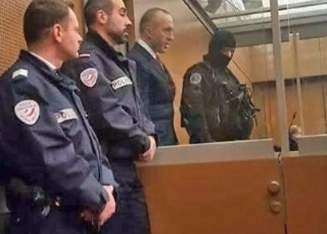 Рамуш Харадинай был дважды оправдан Гаагским трибуналом по бывшей Югославии.