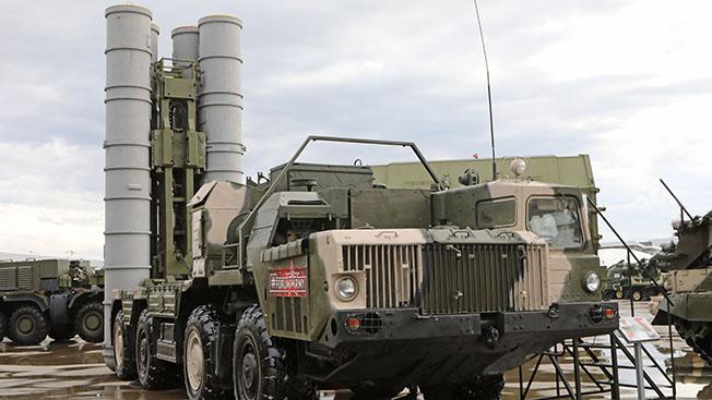 «Триумф» России манит соседей: кто и почему хочет купить ЗРС С-400