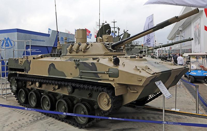 БМД-4М2 «Синица».