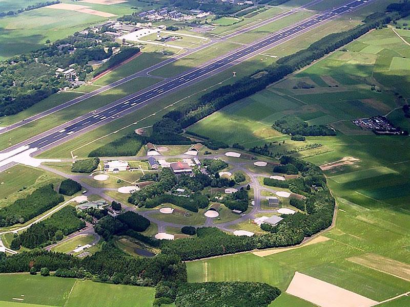 Военно-воздушная база Бюхель.