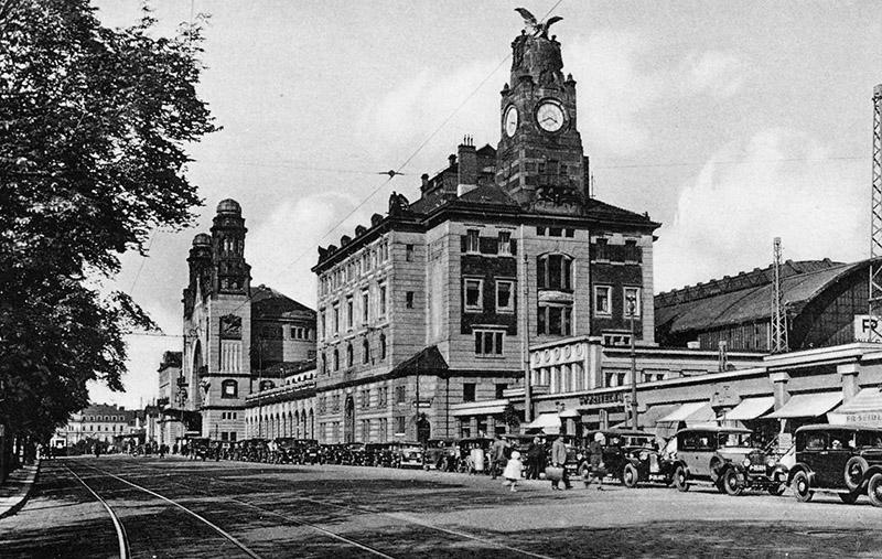 Прага конца 1920-х годов.
