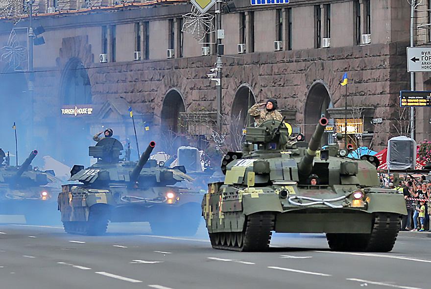 «Ятаган» - это не очень свежий Т-84.