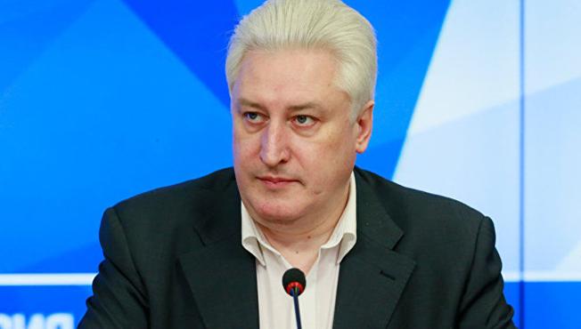 Игорь Коротченко.