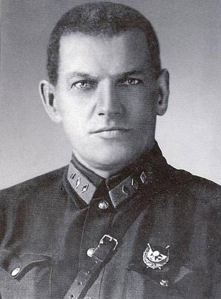 Глава военной разведки Ян Карлович Берзин.