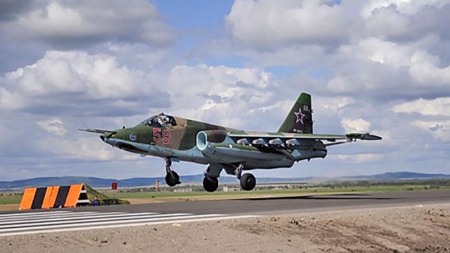 Су-25СМ.