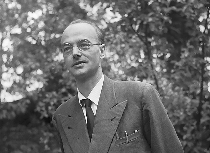 Физик-атомщик Клаус Фукс.