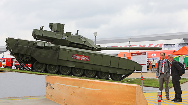 Наши танки - самые эффективные танки в мире