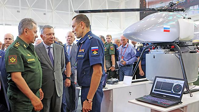 Направление главного удара: Сергей Шойгу готовит решительный научно-технический прорыв