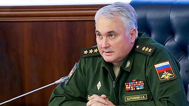 Генерал-полковник Андрей Картаполов: «У советской системы позаимствуем лучшее, но содержание изменим»