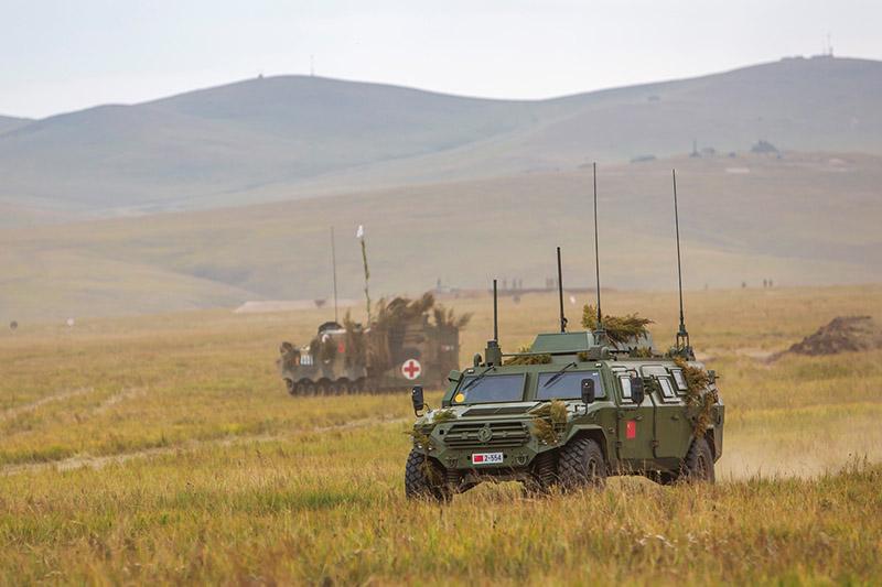 Армия Китая примет участие в учениях «Восток-2018».
