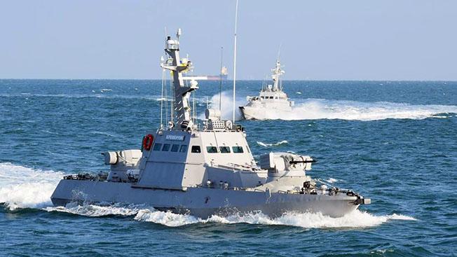 Зачем Украина запустила «гадюк» в Азовское море