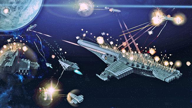 Россия должна послать США, собирающиеся милитаризировать космос, на три буквы: АКС