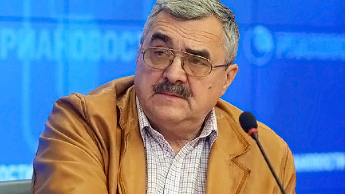 Заместитель директора института стран СНГ Владимир Жарихин.