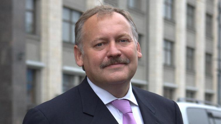 Первый заместитель председателя комитета стран СНГ Константин Затулин.