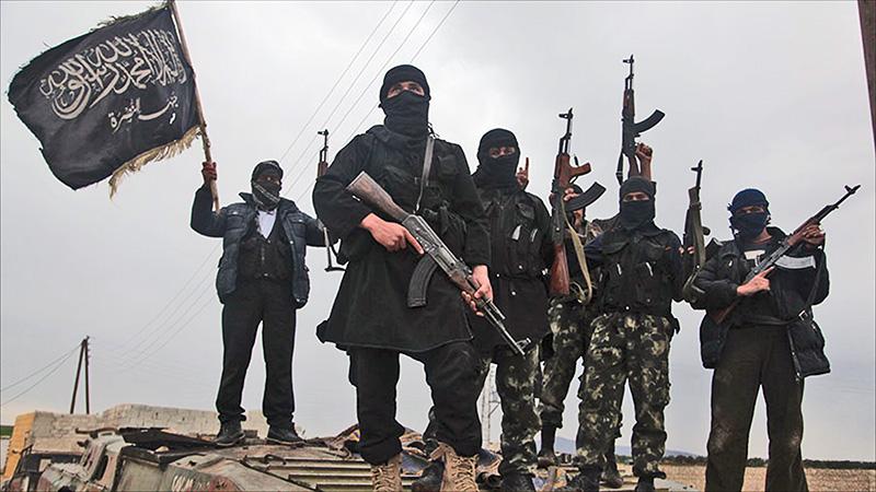 Боевики из «Джабхат ан-Нусры».