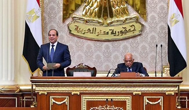 Президент Египта четко разграничил ислам как религию от ислама в качестве политической доктрины.
