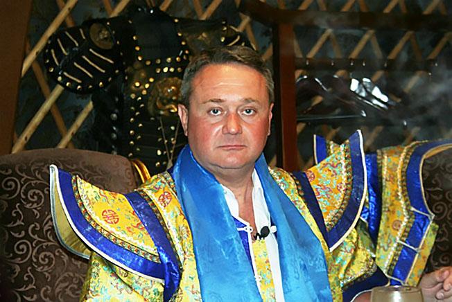 Доктор политических наук, кандидат психологических наук, профессор, проректор университета «Украина» Валерий Бебик.