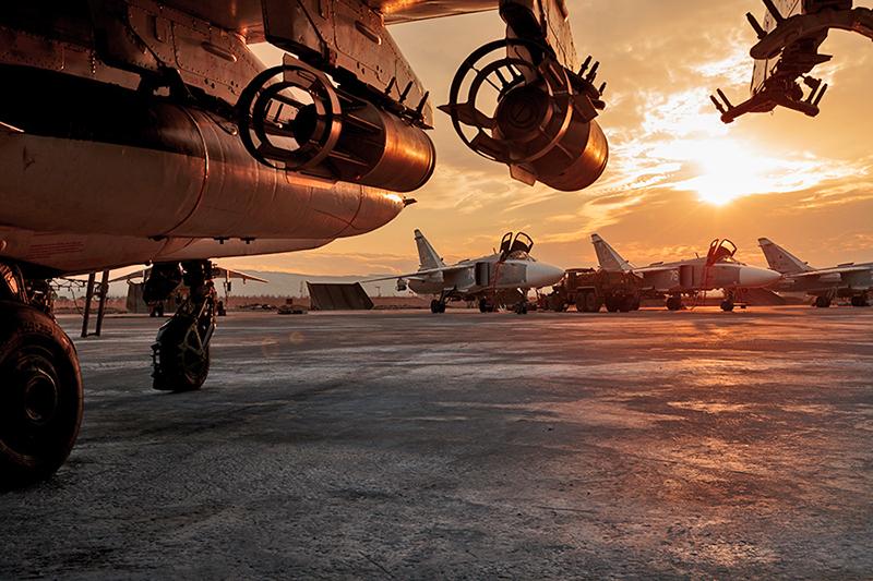 Авиация стала главной ударной силой ВС РФ в Сирии.