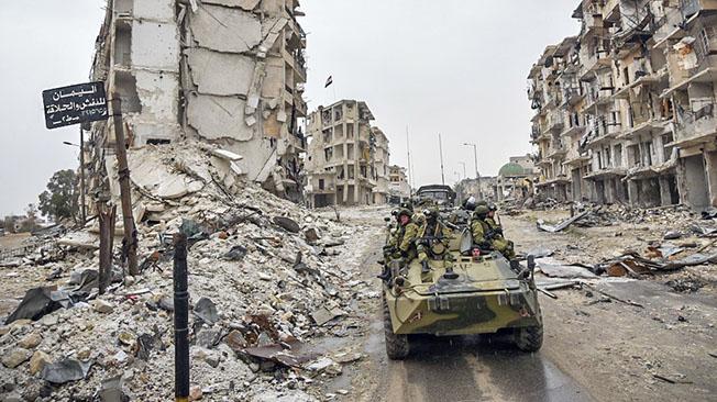 «Сирийский вал» и «свободная охота»: какой боевой опыт мы получили в Сирии