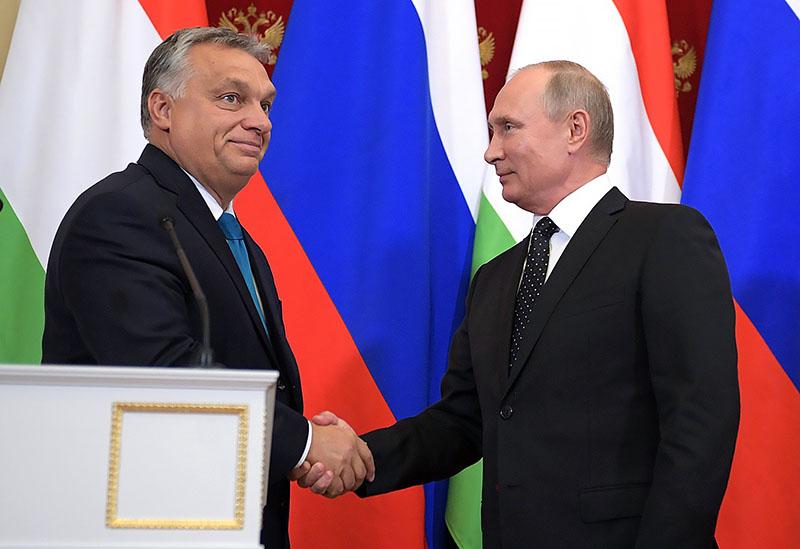 Президент Венгрии Виктор Орбан считает, что Россия может выступить в поддержку полумиллиона этнических венгров.