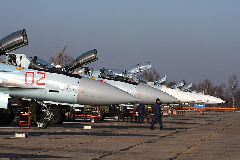 В Вооруженных силах России Су-35С эксплуатируется с 2014 года.