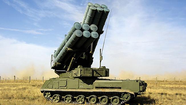 ЗРК «Бук-М3»: универсальный солдат нового времени