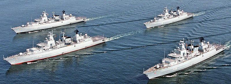 Модернизация ограничилась всего четырьмя фрегатами типа «Бранденбург».