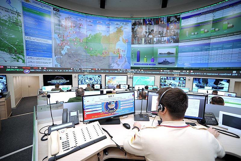 НЦУО - единая система управления воинскими подразделениями Вооруженных сил России.