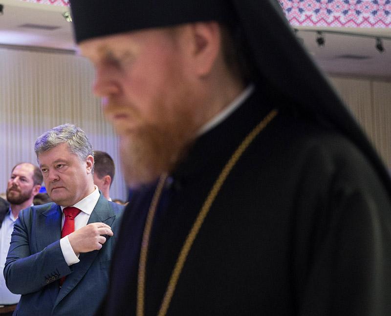 Петр Порошенко - не первый изменник православной вере и братству по крови...
