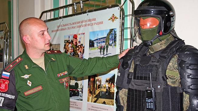 Выставка образцов не имеющих аналогов вооружений