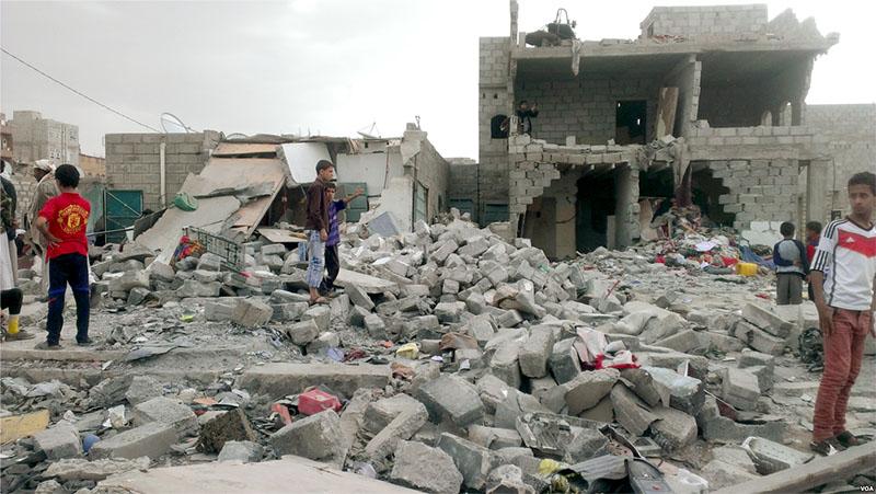 Запад скоро начнет замечать саудовские бомбовые удары по Йемену.