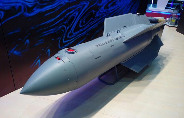 Авиационная бомба «Дрель».