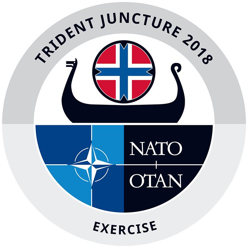 Учения НАТО Trident Juncture 2018.