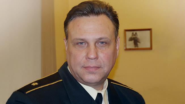 Контр-адмирал  Сергей Пинчук: «Ко всем своим морским соседям на Каспии мы относимся одинаково уважительно»