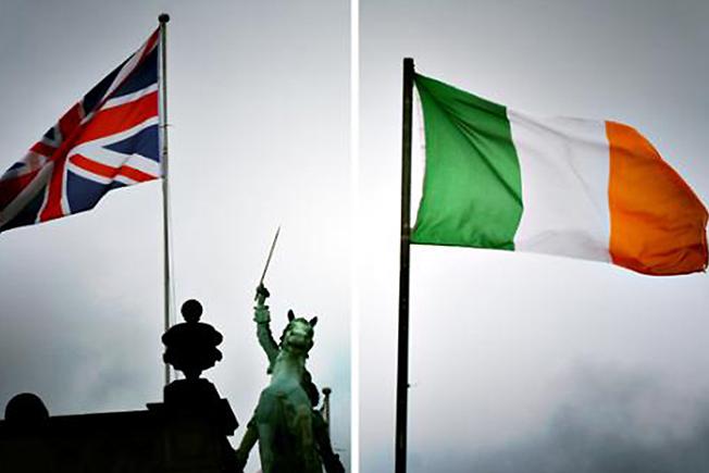 Британский Brexit забуксовал в Ирландии