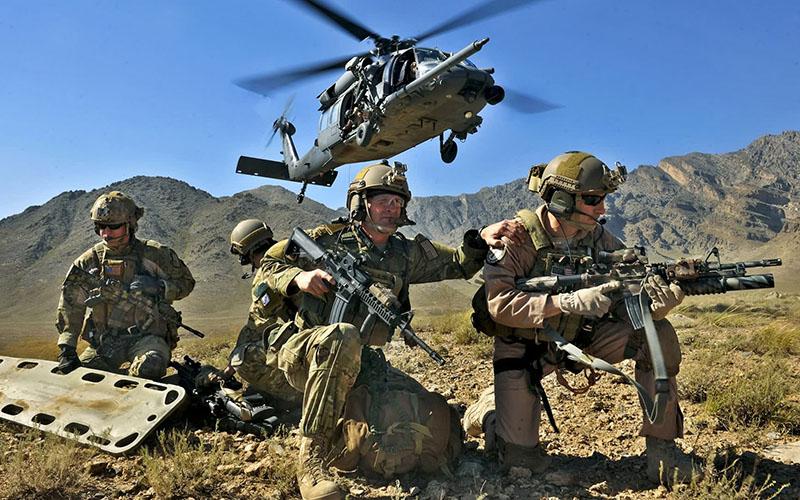 Военные США считают, что их страна окажется втянутой в крупный военный конфликт.