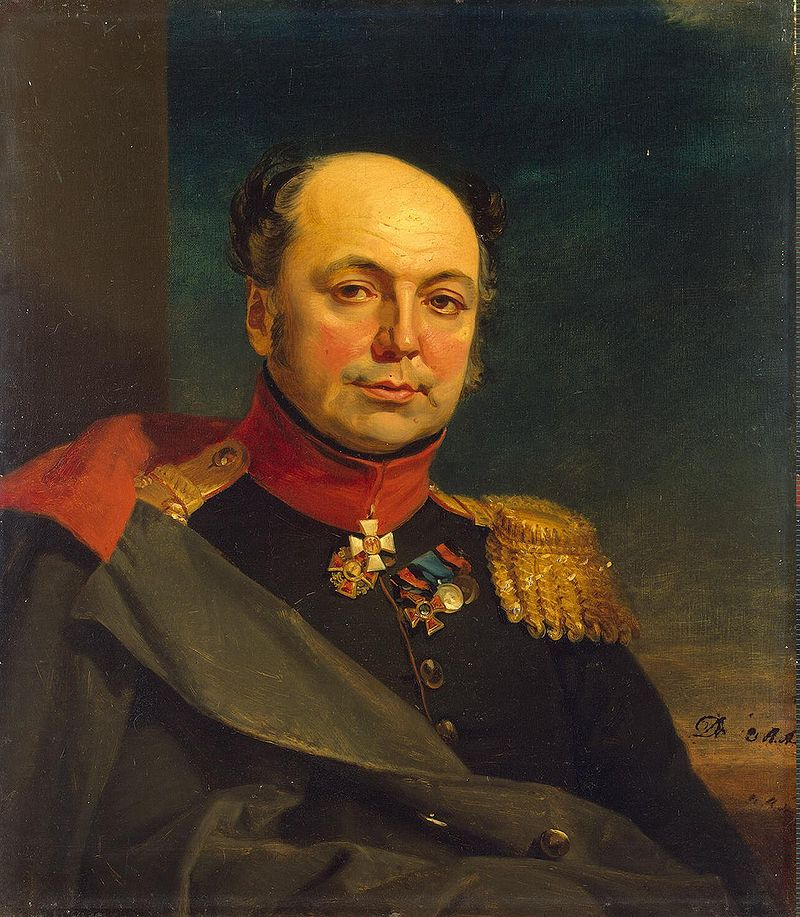 Воейков Алексей Васильевич - директор Особенной канцелярии военного министра.