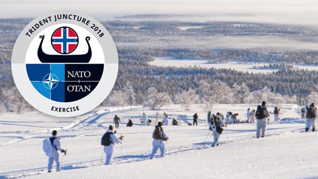 Парадоксы истории: западные союзники вновь «защищают» Норвегию