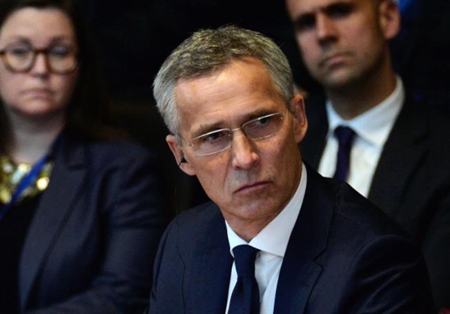 Йенс Столтенберг заверил, что НАТО, приняв решение о создании космического центра на американской авиабазе Рамштайн в Германии, якобы не преследует цель милитаризации космоса.