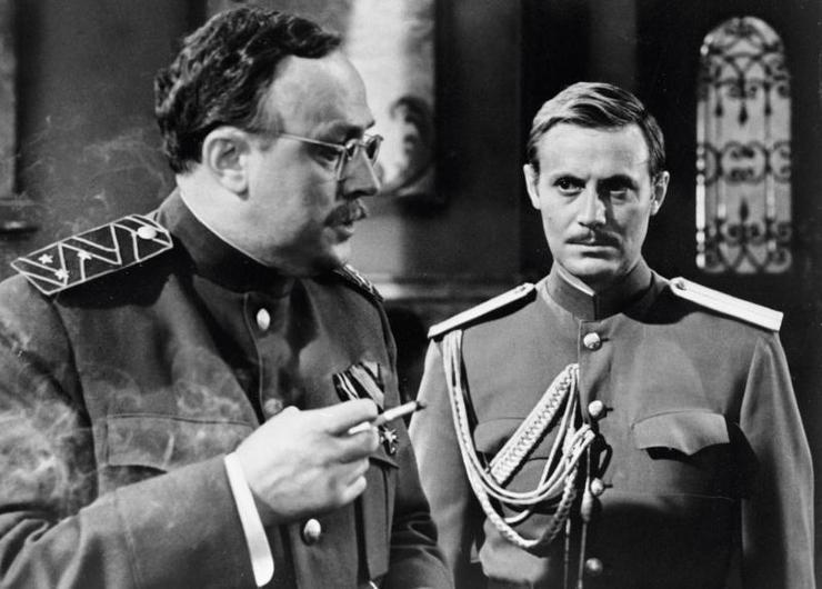 Кадр из фильма «Адъютант его превосходительства».