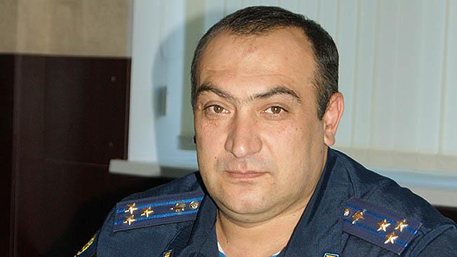 Гвардии полковник Александр Грушка: «Для Воздушно-десантных войск нет непокоренных стихий»