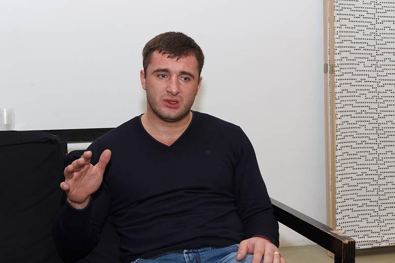 Десять лет назад, во время войны в Южной Осетии, Дмитрий Павлов был пулеметчиком разведроты.